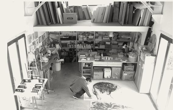 web de l'artista