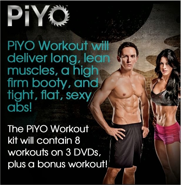 what is piyo, piyo live, piyo workout