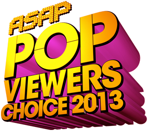 ASAP Pop Viewers Choice Awards 2013 winners