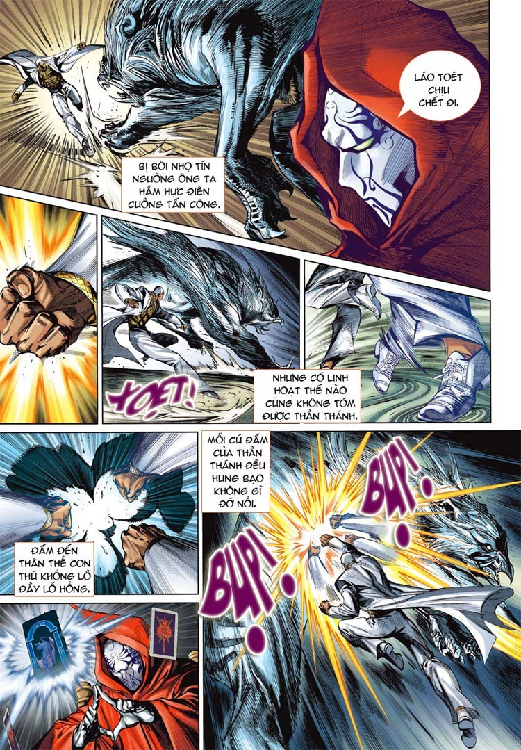 Thần Binh 4 chap 20 - Trang 19