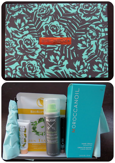 November 2015 Birchbox Review