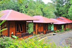 Mountain View Resort & Spa in Tomohon