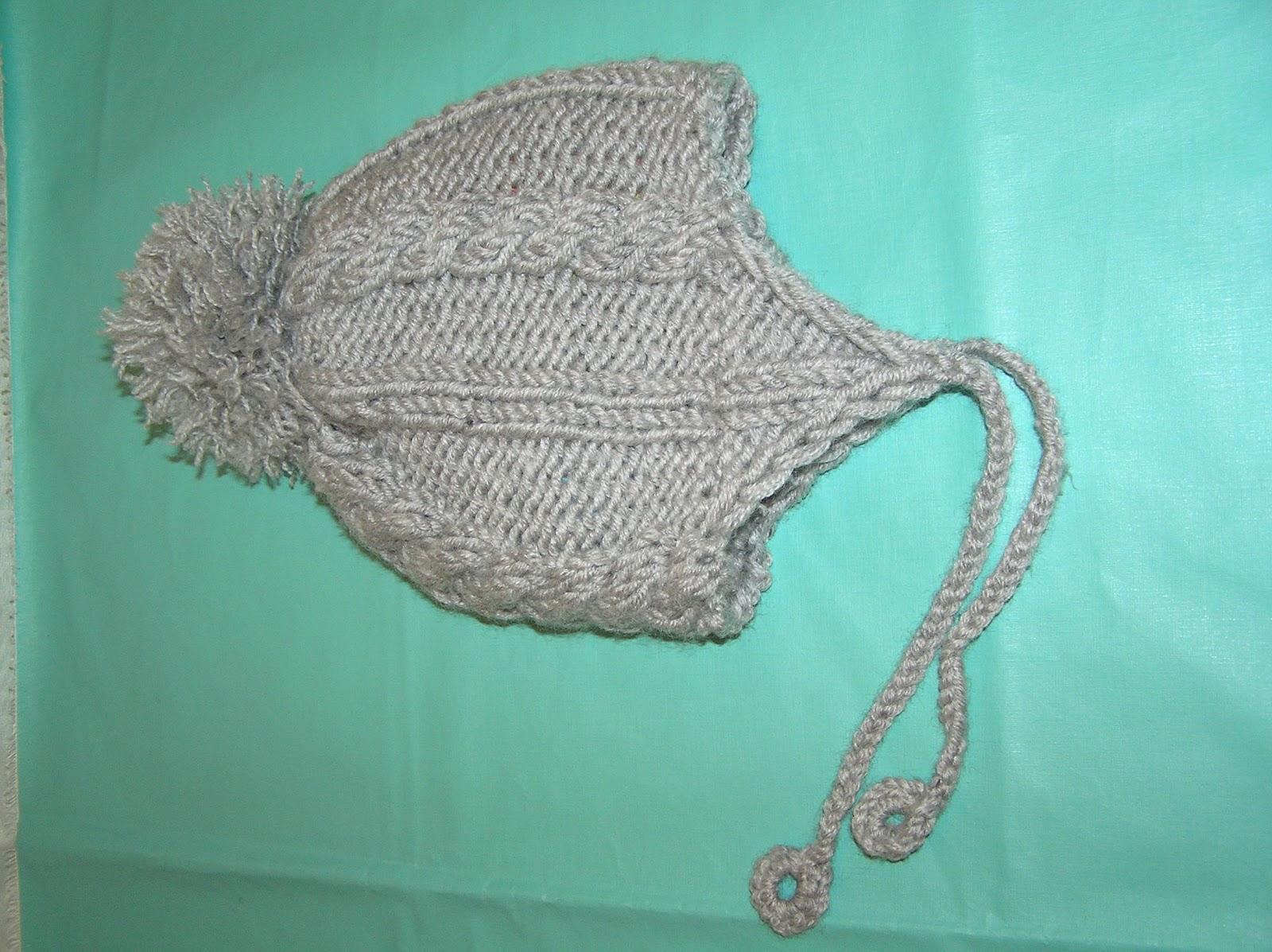 Как связать шапочку для мальчика 6 месяцев 195