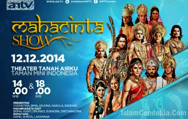 Mahabharat & Ramayan, Welcome to Indonesia
