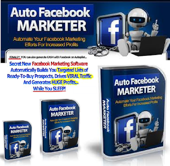 Auto Facebook Marketer