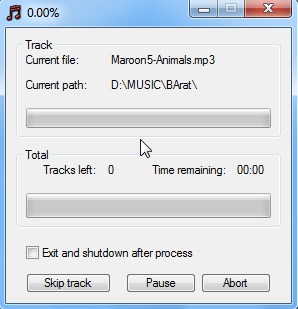 Cara memperkecil ukuran file MP3 4