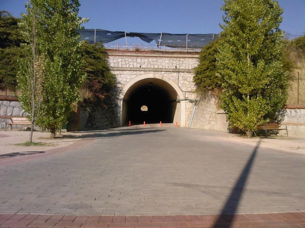 Túnes que une Las Tablas y Montecarmelo