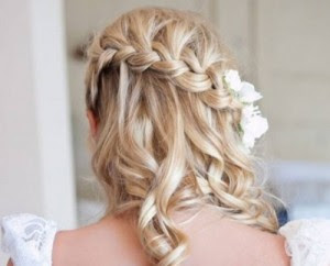 Half Up Half Down Hairstyles Braids