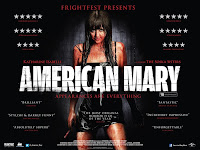 poster for American Mary (2012)
