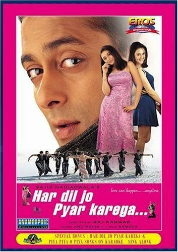 Har Dil Jo Pyar Karega 2000 Hindi DVDRip 450mb