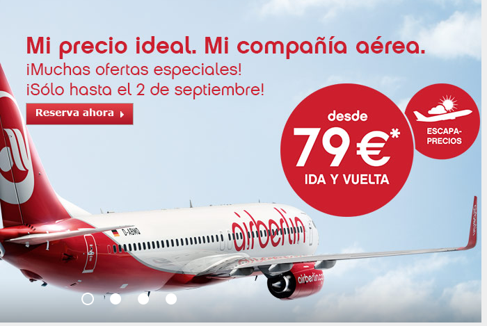 Air Berlin españa