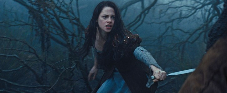 snow white and the huntsman essay Queen, who demands snow white's heart from the huntsman who takes her into the woods, seems restrained by comparison with the grimms' evil queen, who orders the huntsman to return with the girl's lungs and.