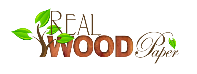 Real Wood Paper