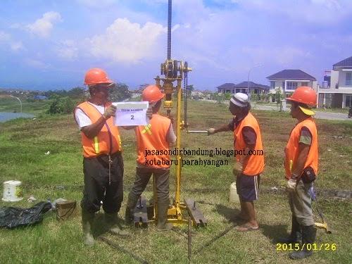 Jasa Sondir Tanah 0821 2686 2689 Penyelidikan Tanah Soil Test Dengan Sondir