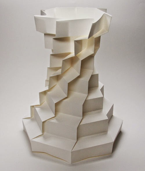 Amazing Watch Tower Origami
