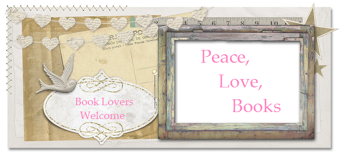 Peace, Love, Books