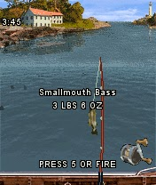 Bass Fishing Mania 3 Java