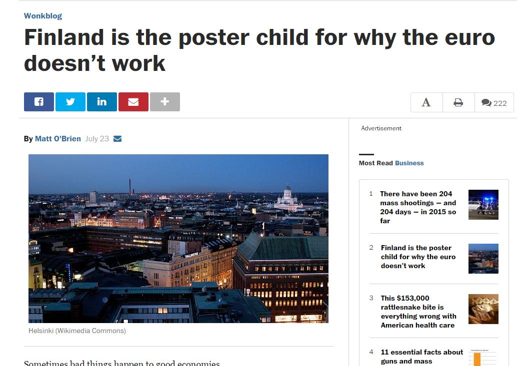 Φινλανδία: Το No 1 σχολείο - Eimaimama.gr