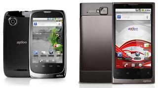 ponsel androi terbaru axiio