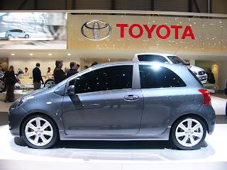 Toyota Yaris TS 2009