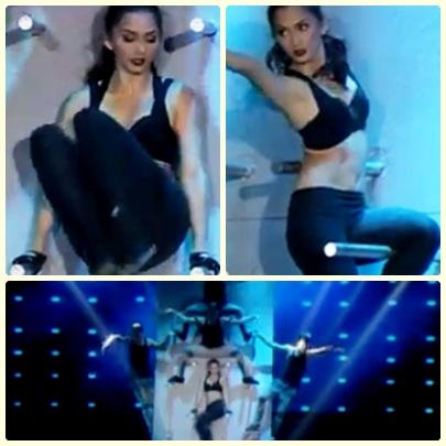 Iya Villania showed something new in her death-defying birthday production number on ASAP 18