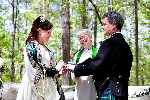 Matrimonio Celtico Toscana : Chiara e maurizio matrimonio con lo sponsor
