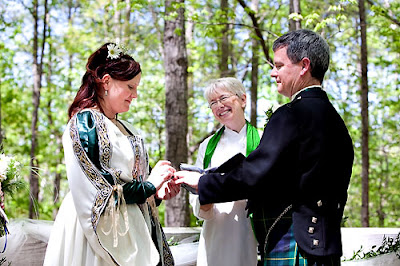 matrimonio celtico celtic wedding ceremony