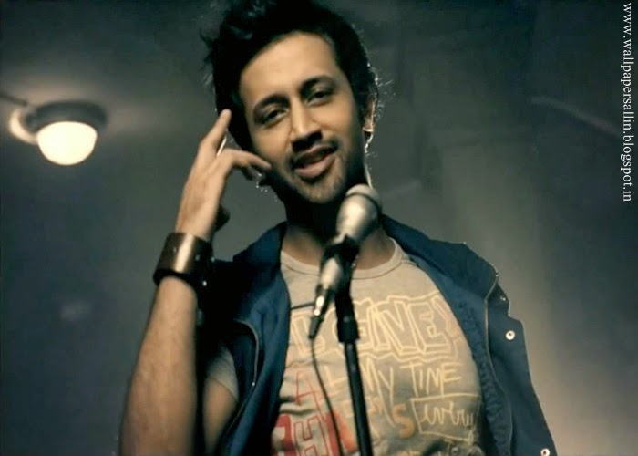 images of atif aslam