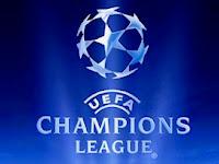 Jadwal Hasil Liga Champion Babak 16 Besar Tadi Malam