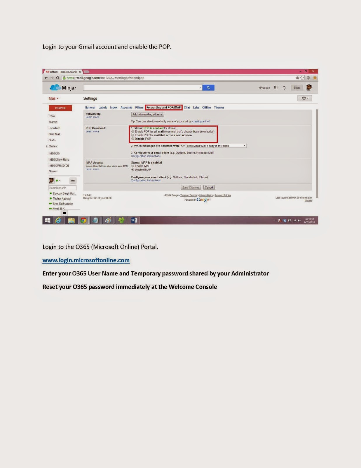 Gmail theme disabled - This Post Helps To Perform Self Migration From Gmail To O365 Without Administrator Help