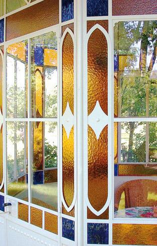 garten und landleben pavillon im garten schmuckst ck. Black Bedroom Furniture Sets. Home Design Ideas
