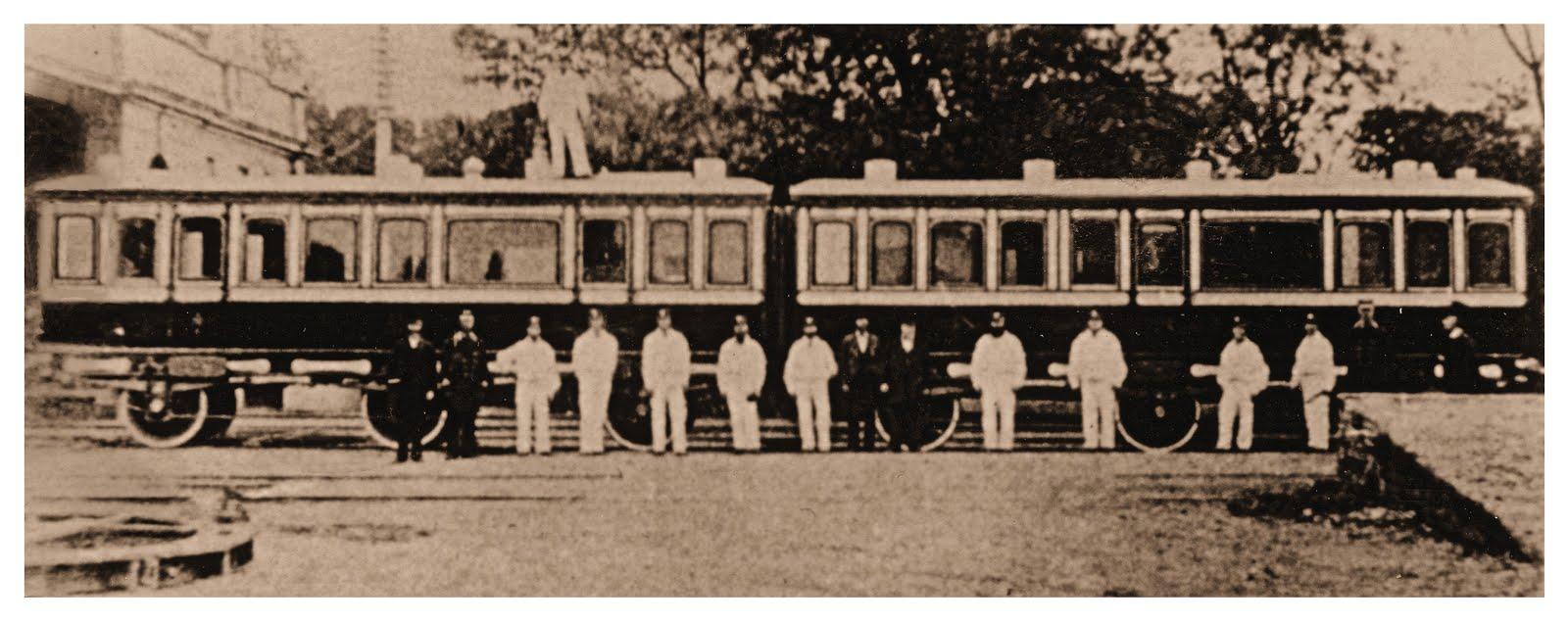 Royal Carriages at Gosport