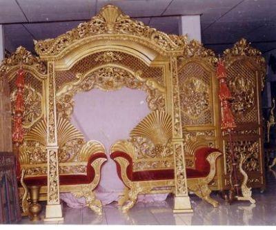 dekorasi pelaminan pengantin ~ penyewaan alat pesta