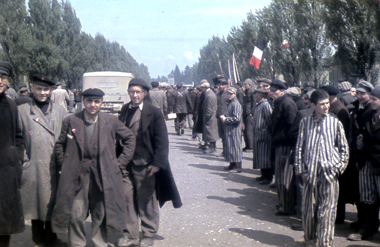 Rare Color Photographs of Life in the First Nazi Concentration Camps in 1933