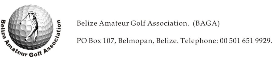 Belize Amateur Golf Association