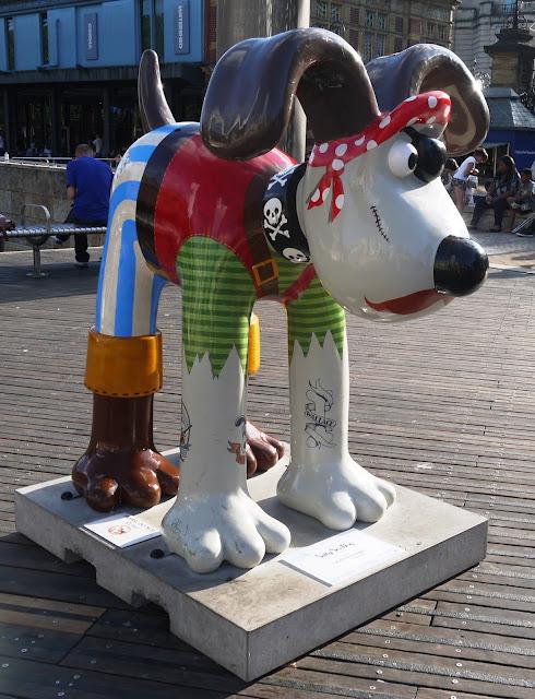 Salty Sea Dog Gromit