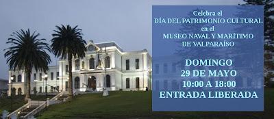 museo naval valparaiso dia patrimonio