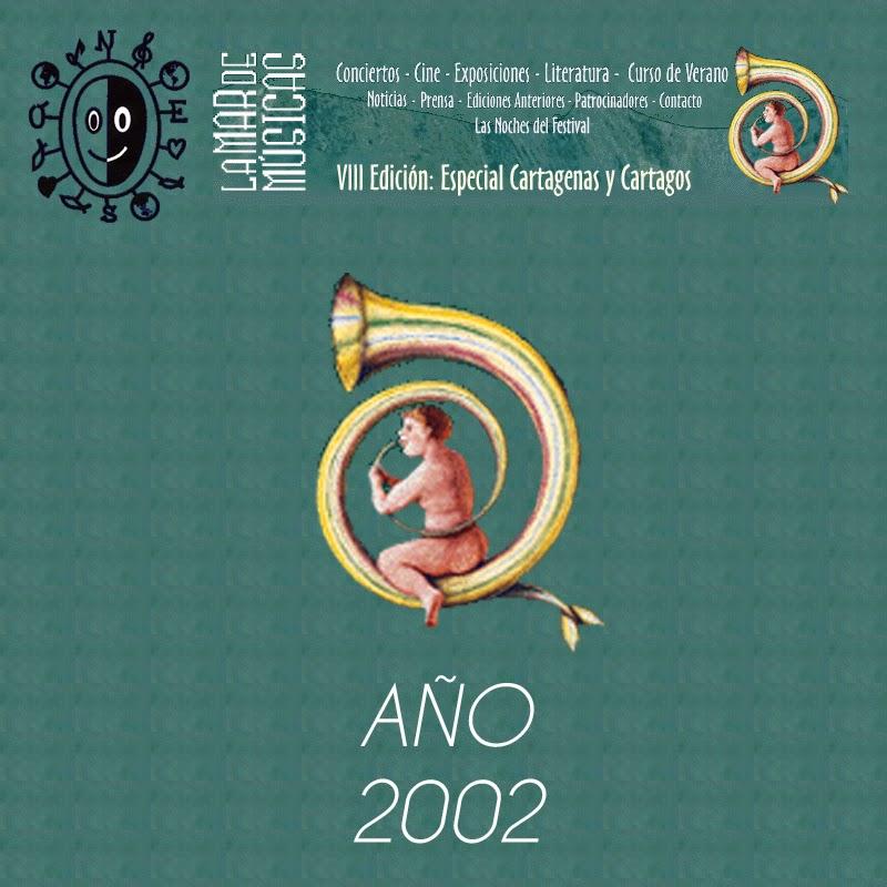 La Mar de Música 2002
