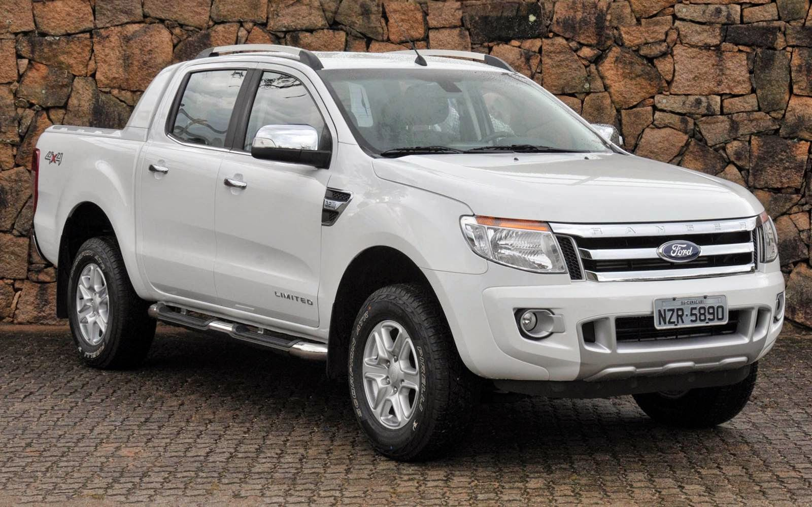 carro Novo Ford Ranger 2015