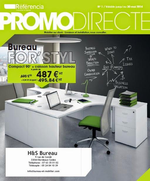 Mobilier de bureau ergonomique for Mobilier bureau 44