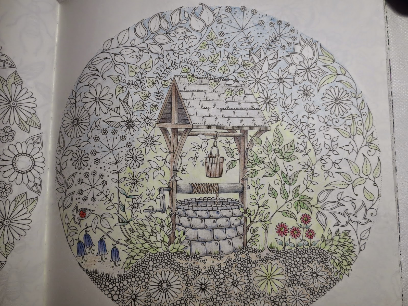 my secret garden colouring book part 2 - My Secret Garden Coloring Book
