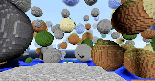 Planetoid Mod para Minecraft 1.7.2/1.7.10