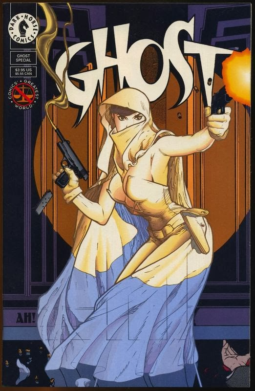 Ghost - Darkhorse Comics