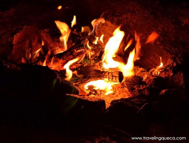 Fuego overland