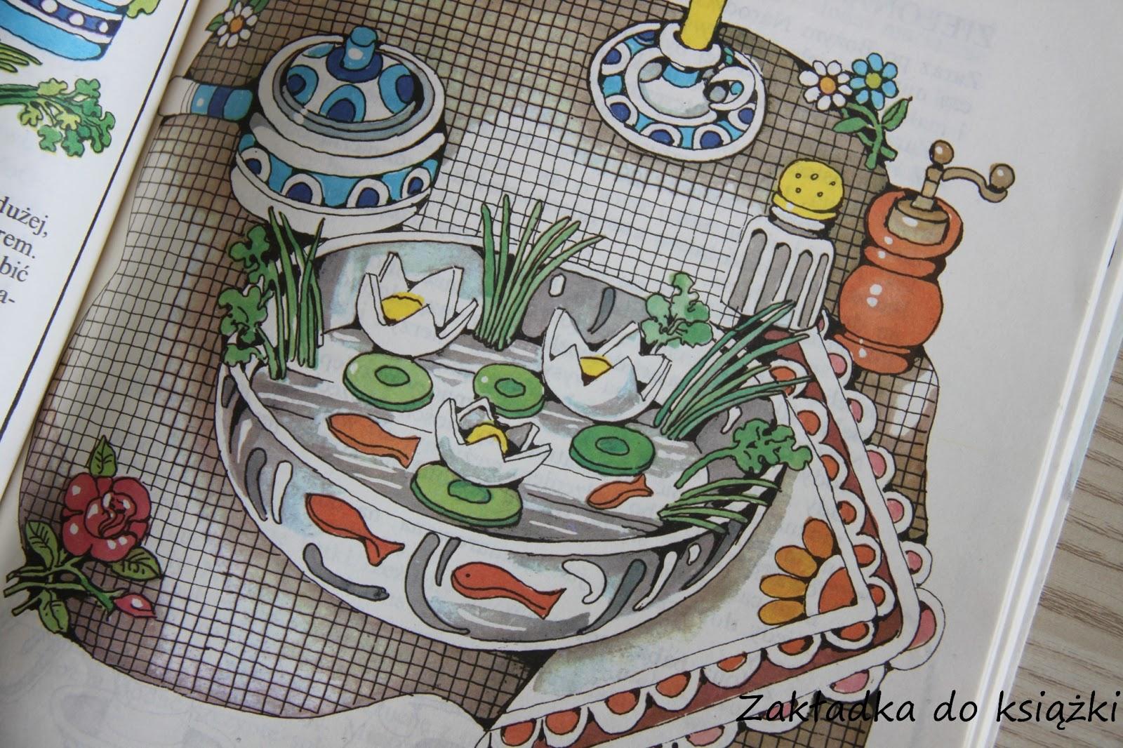 Zakładka do książki Kuchnia pełna cudów, Marii Terlikowskiej -> Kuchnia Dla Dzieci Lublin