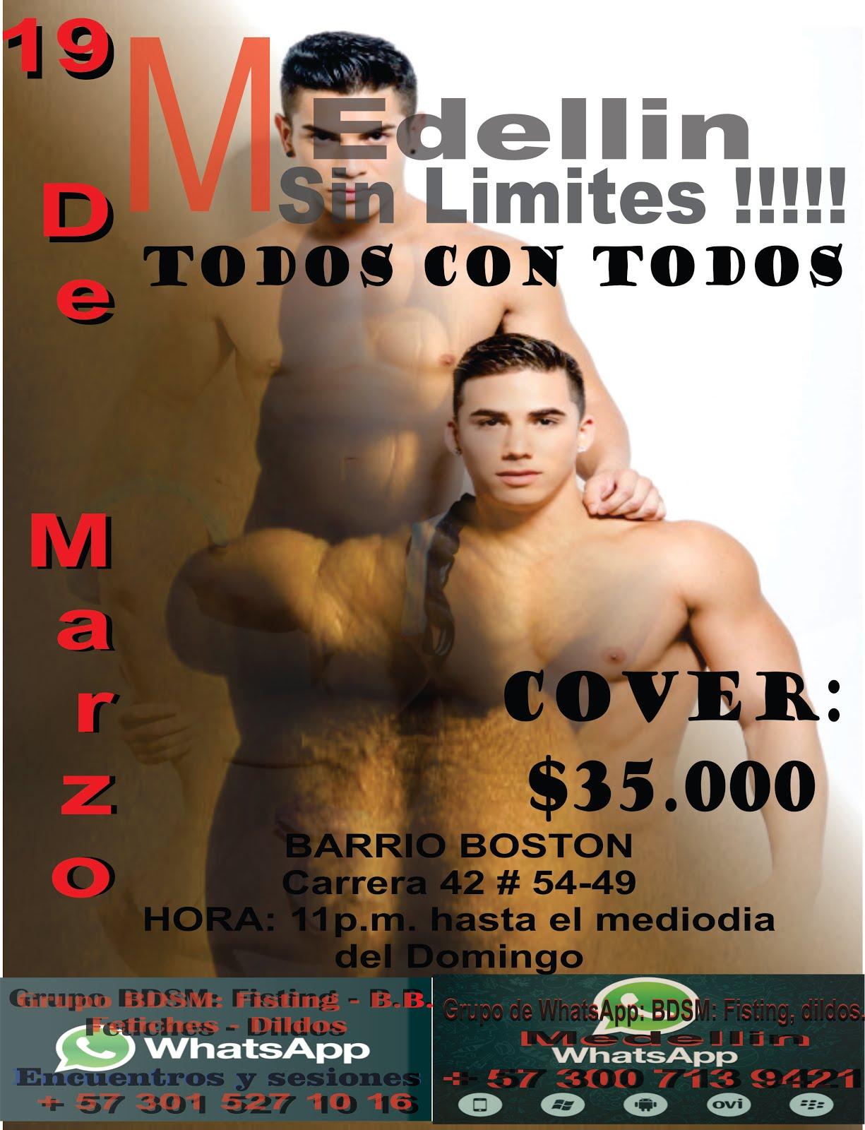 Medellin !!! Sin censura !!!!
