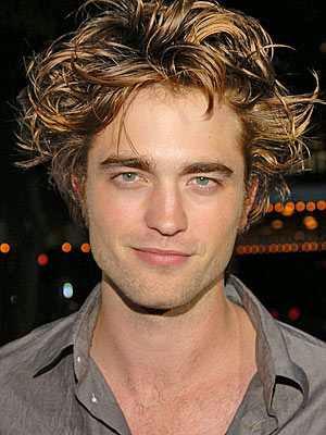 Gambar Robert Pattinson