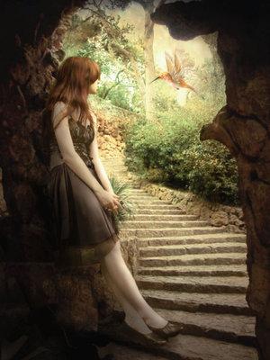 عاشقة الخيال