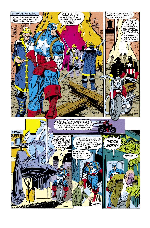 Captain America (1968) Issue #428 #378 - English 11