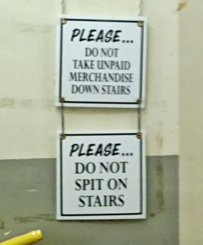 http://www.funnysigns.net/please-respect-the-stairs/